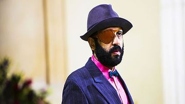 Adeel Akhtar Interview For Utopia