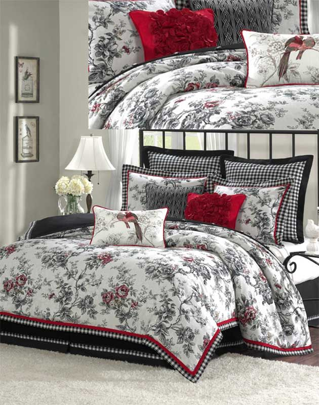 1000+ Images About Toile Bedding On Pinterest