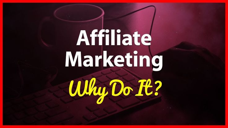 Why MAKE MONEY With Affiliate Marketing? https://youtube.com/watch?v=kcAkFKR7xY8