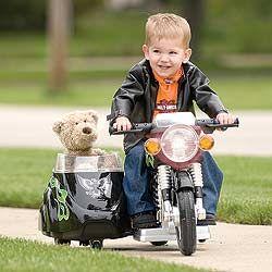 Harley Davidson para os babys