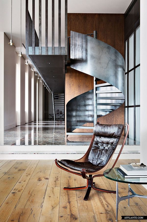 Moscow Penthouse // Tsimailo Lyashenko & Partners Architectural Bureau | Afflante.com