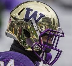 Image result for chrome helmets college football
