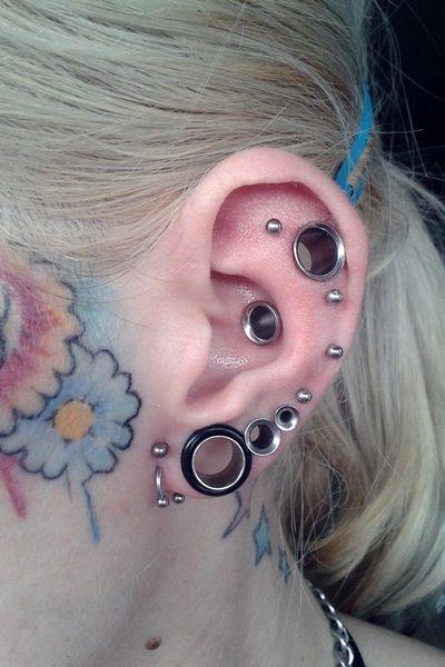 piercing bewertung
