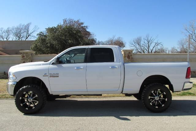 2014 Dodge Ram 2500 SLT 4x4 Crew Cab with Lift Kit, Custom wheels ...