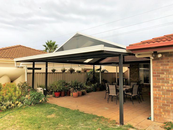 Modern Pergola Designs with washing line coverage | Parafield Gardens SA