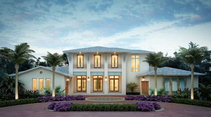 The Camberdale is quaintly situated in the city's historic South Poinsettia neighborhood near downtown Sarasota's cultural hub – a fully furnished, four-bedroom luxury estate with distinctive coastal contemporary architecture. Upon entry of the home, a trio of double doors open to a light-filled gallery that embodies a transitional space defining the separation of foyer and great room with columns. Designed for casual and formal entertaining, the dining room overlooks the custom pool and…
