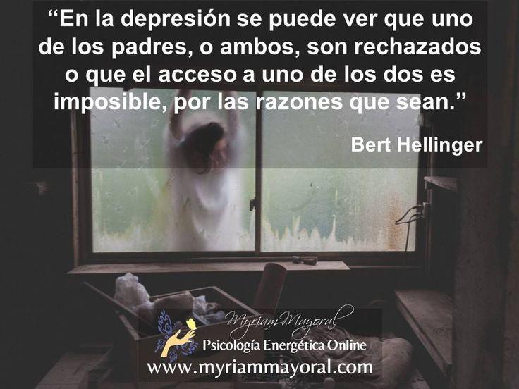 Una persona que NO toma a sus padres, se corta el flujo de vida hacia sí mismo, permanece estancado, se siente vacío, tiene estados de ánimo no saludables (enojo, depresión) o enfermedades.