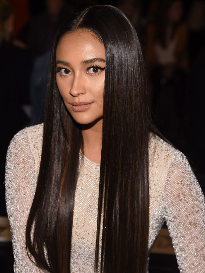 Is dark brown the universal hair color? We rounded up 10 celebs that prove it.