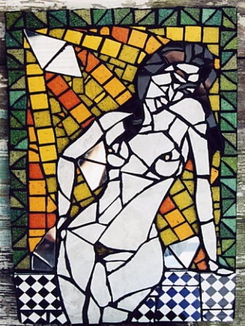 Mosaic Artists: Artwork Detail Display