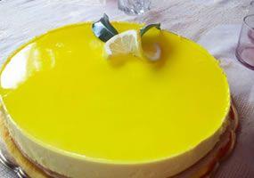 Torta de queso y limón - Receta Colombiana - Gastronomía - Colombia.com