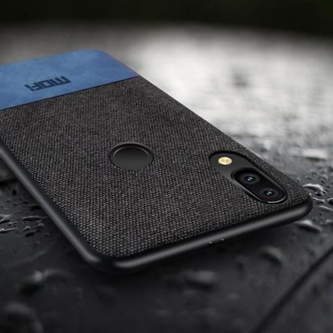 Huawei nova 3e case cover nova3e back cover silicone hard