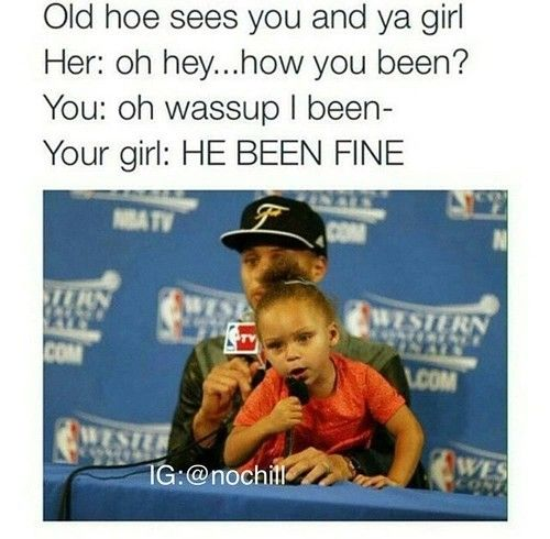 Steph & Riley Curry Follow me on Pinterest: @bre951