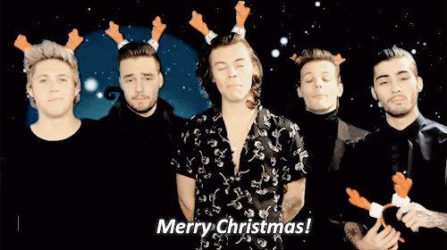 MERRY CHRISTMAS EVERYONE! ( kinda very late sry)