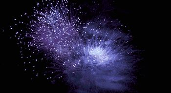 free fireworks animation