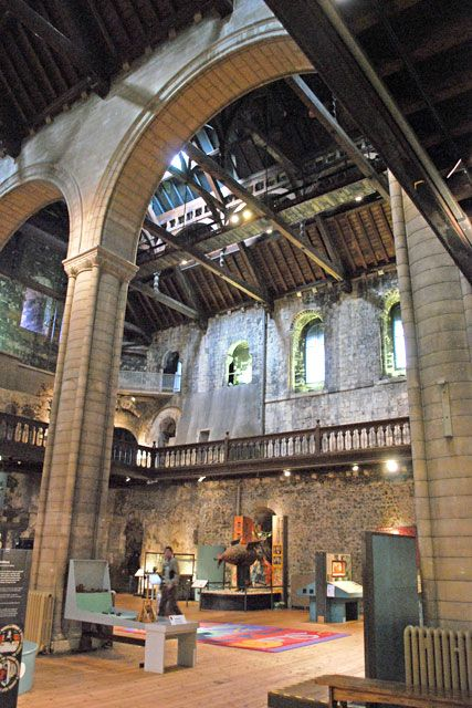 """Norwich Castle; as a nerdy kid I went to the """"Museum Club"""" every Wednesday after school.  We got to see & touch antiquities that were not on display."""