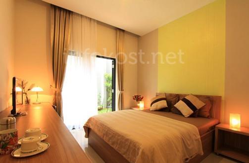 AntenesidjiTEN Residence's exclusive room