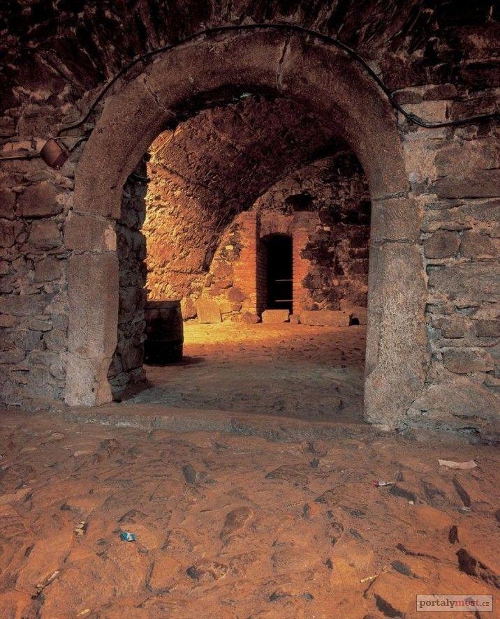 táborské středověké podzemí - Hledat Googlem