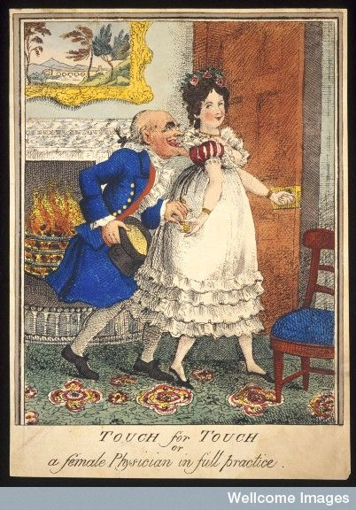 """""""The Syphilitic Whores of Georgian London"""" from The Chirurgeon's Apprentice - A blog post about syphilis in 18th century London"""