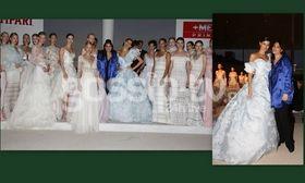 Η Isabeli Fontana στην φιλανθρωπική επίδειξη μόδας της Κριθαριώτη   Η Σήλια Κριθαριώτη παρουσίασε μια εντυπωσιακή επίδειξη μόδας για το Όραμα Ελπίδας.  from Ροή http://ift.tt/2qRIzrv Ροή
