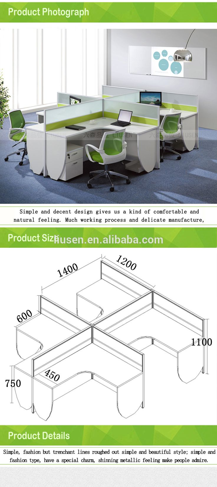 low price office furniture wooden curved modular 4 person cubicle workstation buy 4 person person cubicle furniture