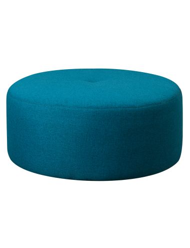 Add a touch of colour to any living space with the Parker Ottoman from the Bianco Home Collections range.