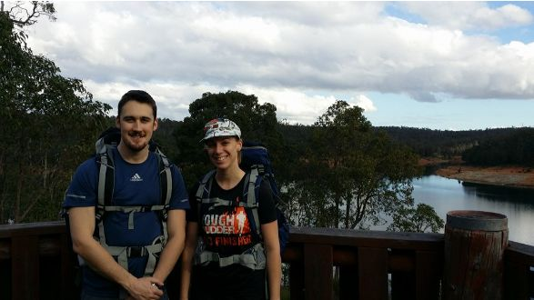 Dan and Em are getting ready to hike the Kokoda Trail and raise vital funds for Legacy Australia and Soldier On - Helping our Wounded Warriors. The MASSIVE 96km journey will push the duo to their limits, in remembrance of those who lost their lives & to support current servicemen and women. #itsMYCAUSE #kokoda #hike #trek #endurance #charity #crowdfunding #fundraising