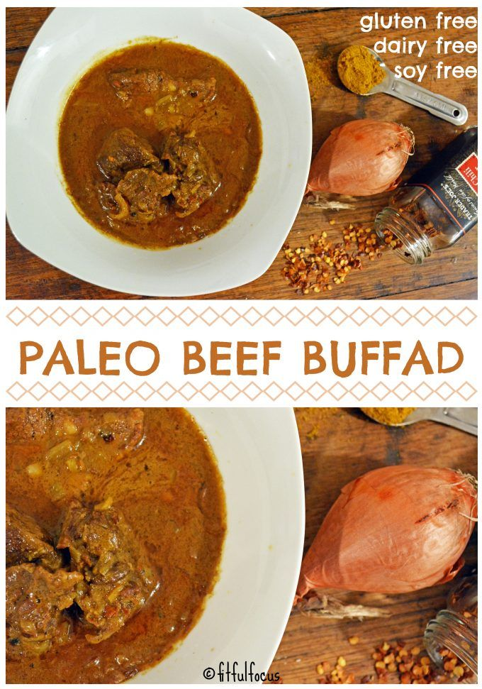 Paleo Beef Buffad | Paleo Recipes | Indian Recipes | Beef Stew | Gluten Free | Dairy Free | Soy Free | Allergy Friendly Recipes