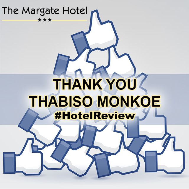 Thanks for choosing #MargateHotel #Hotel #Review CLICK HERE TO READ MORE http://bit.ly/1H0n4Yc
