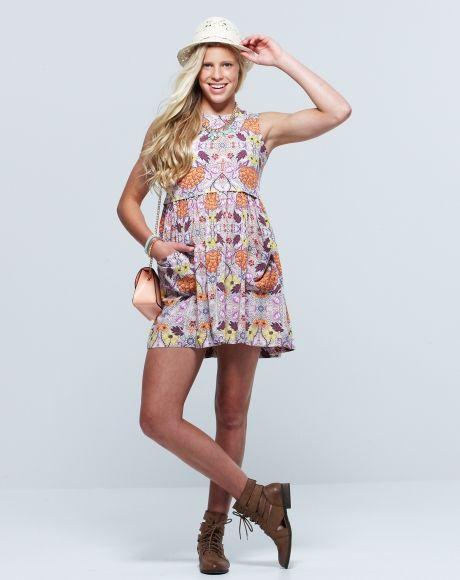PAVEMENT BRANDS - MELANA DRESS
