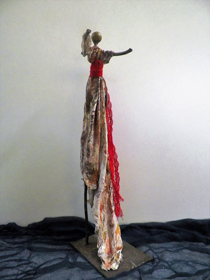 Metal Sculpture Ornament, Forge Art, Metal Doll, Metal  Art, Home Decor, Art Sculpture Decor , Handmade Art, Unique Gift, Housewarming Gift, by MVhandmadetheory on Etsy