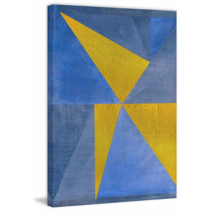 Marmont Hill King Pin Painting on Wrapped Canvas - MH-KERTOL-52-C-24