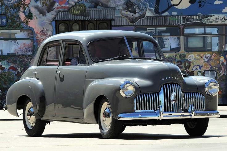 Holden 48-215, Australian car