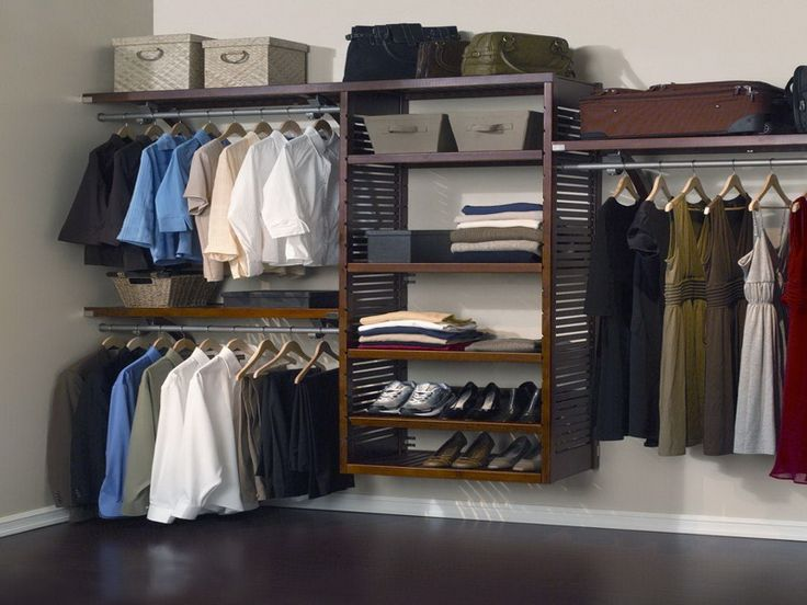 Great Allen Roth Closet Organization | The Fascinating Image Above, Is Part Of  Wood Closet Organizers
