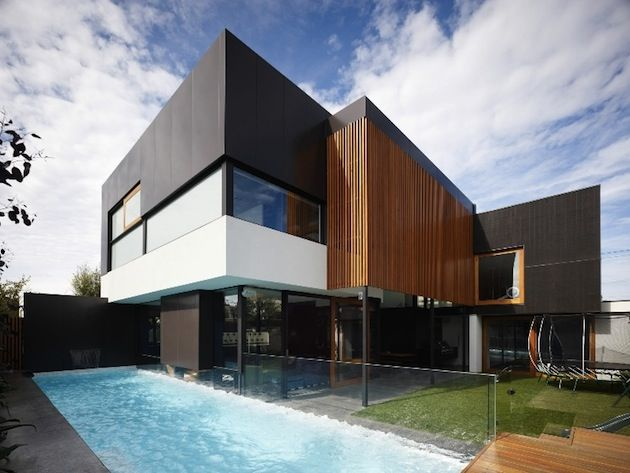 Hope Street House | Australia: Residential Architecture, Street Geelong, Steve Domoney, Contemporary Home, Swim Pools, Home Interiors Design, Hope Street, Geelong West, Domoney Architecture