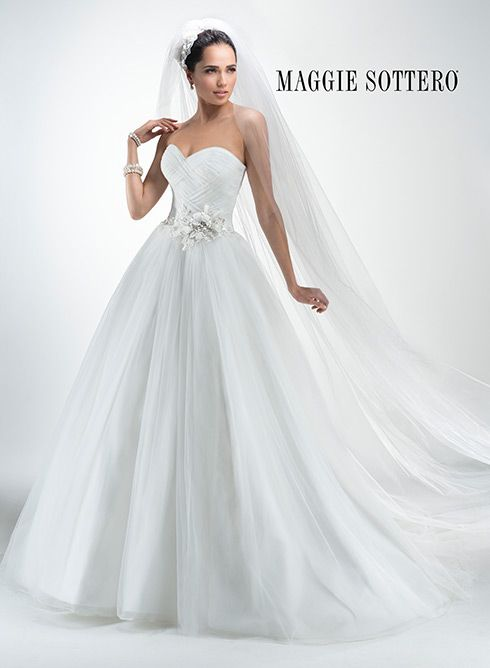 Large View of the Tyler Bridal Gown