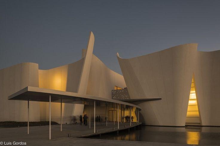 Museu Internacional do Barroco / Toyo Ito , © Luis Gordoa