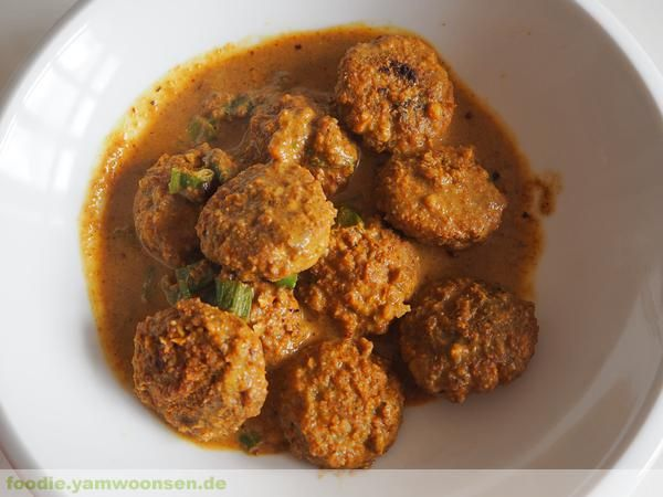 Falafel meets Curry