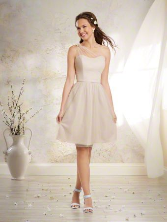 Alfred Angelo Bridal Style 8632S from All Bridesmaid Dress Collections