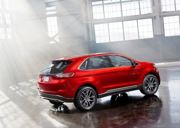 2013 Ford Edge Pictures 600x429 2013 Ford Edge Full Reviews with Images