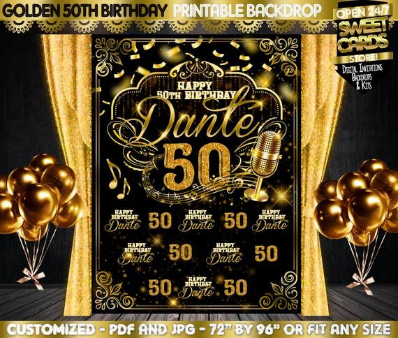 Pin On Quinn S 50 Birthday Party Ideas