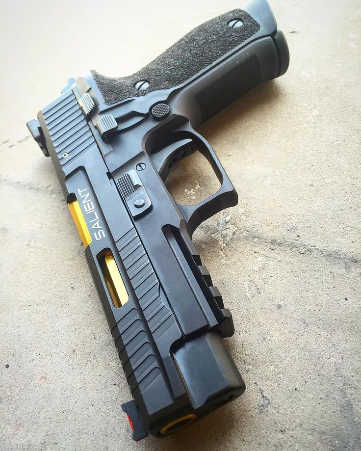 Sig Sauer P226 by Salient Arms International