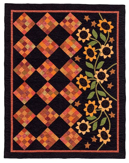 'Tis the Autumn Season - Fall Quilts and Decorating Projects  by Jeanne Large, Shelley Wicks