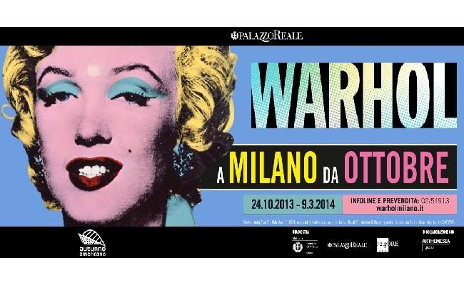 n(h)ow in Milan - Andy Warhol Exhibition