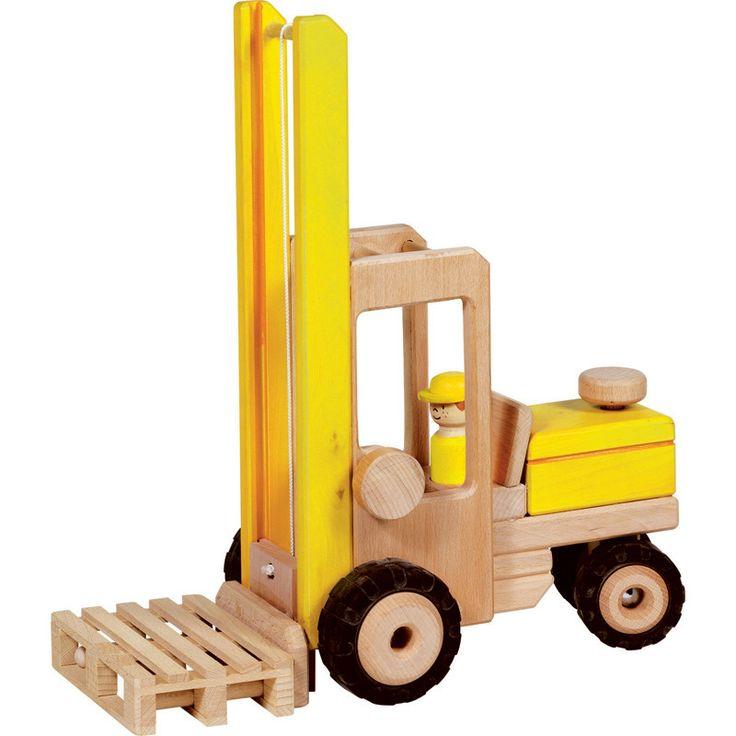 Goki Australia -  Goki Forklift Truck - Growing Footprints - 1