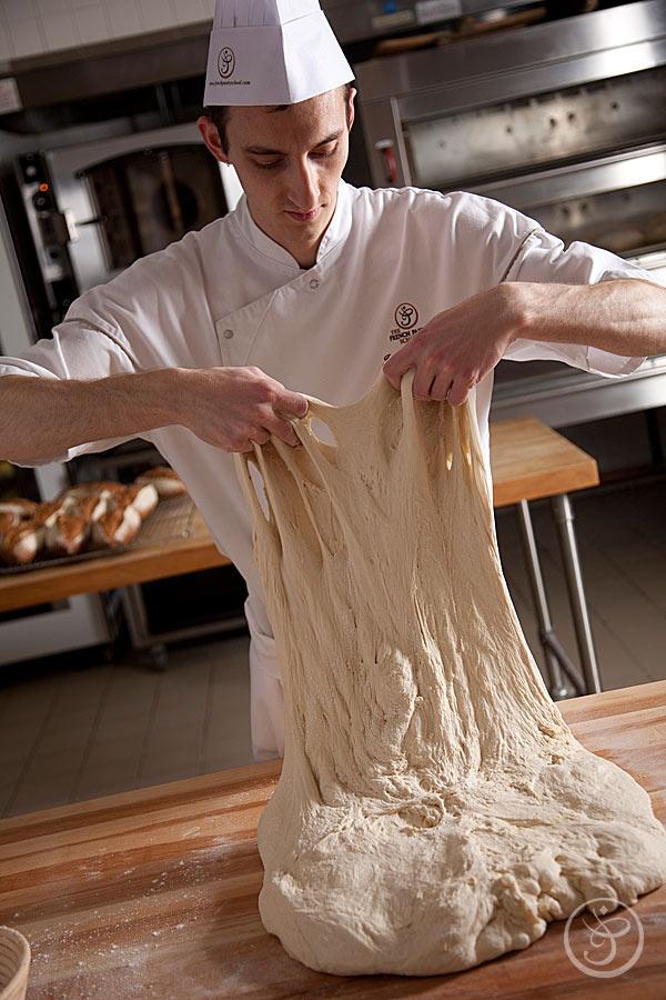 Syllabus: L'Art de la Boulangerie - Pre-ferments: Poolish and Sponges   The French Pastry School My son studied under this teacher.