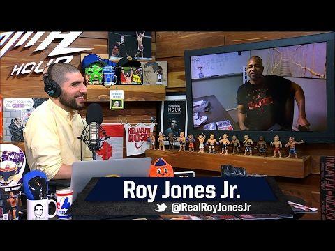 Legendary Boxer Roy Jones Jr. 'Can't Hate' on Floyd Mayweather vs. Conor McGregor