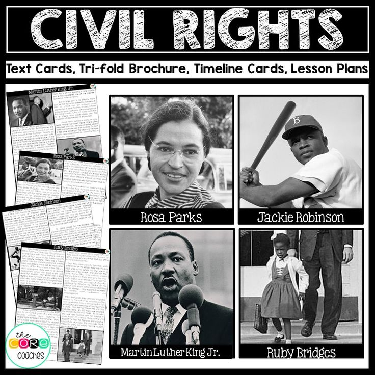 m.a. thesis impact of civil rights movement