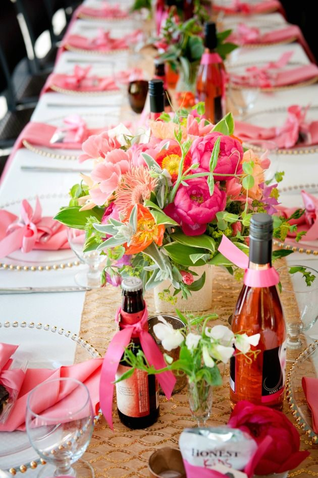 A PINK 30TH BIRTHDAY CELEBRATION {Guest Feature}