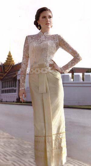 Siamweddingdresses Bangkok Thailand Thai Style Wedding