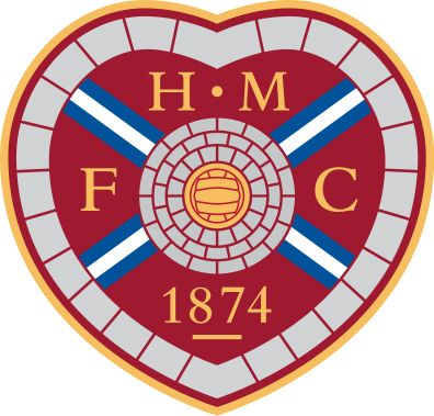 Full name 	Heart of Midlothian Football Club Nickname(s) 	Hearts, The Jam Tarts, The Jambos, The Famous, HMFC, The Maroons (earliest nickname) Founded 	1874; 141 years ago Ground 	Tynecastle Stadium Gorgie, Edinburgh Scotland Capacity 	17,529[1] Chairwoman 	Ann Budge[2] Director of Football 	Craig Levein Head coach 	Robbie Neilson League 	Scottish Premiership 2014–15 	Scottish Championship, 1st (promoted)